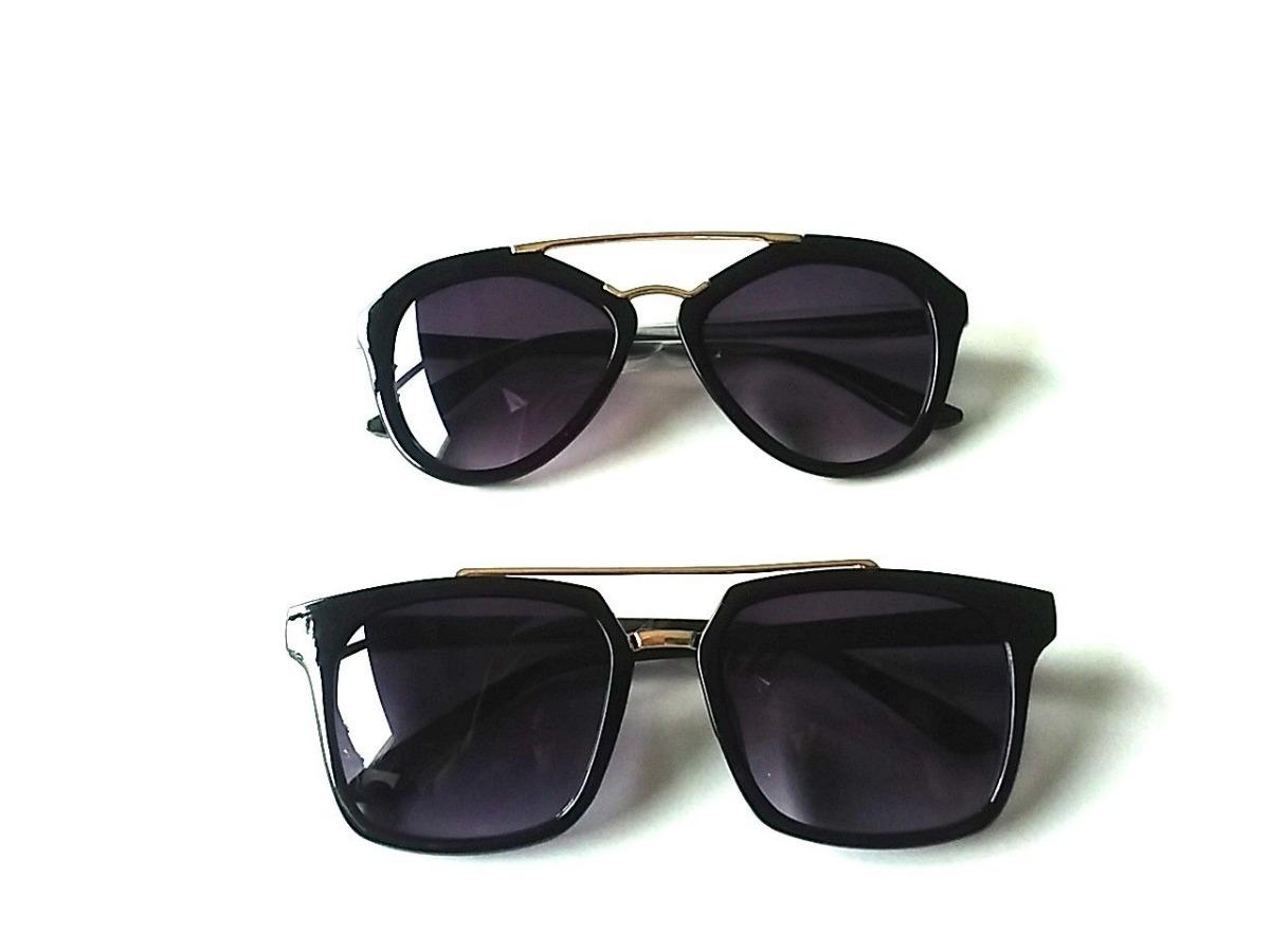 05ea4b475ebb8 lentes gafas sol mujer hombre doble puente filtro uv400. Cargando zoom.
