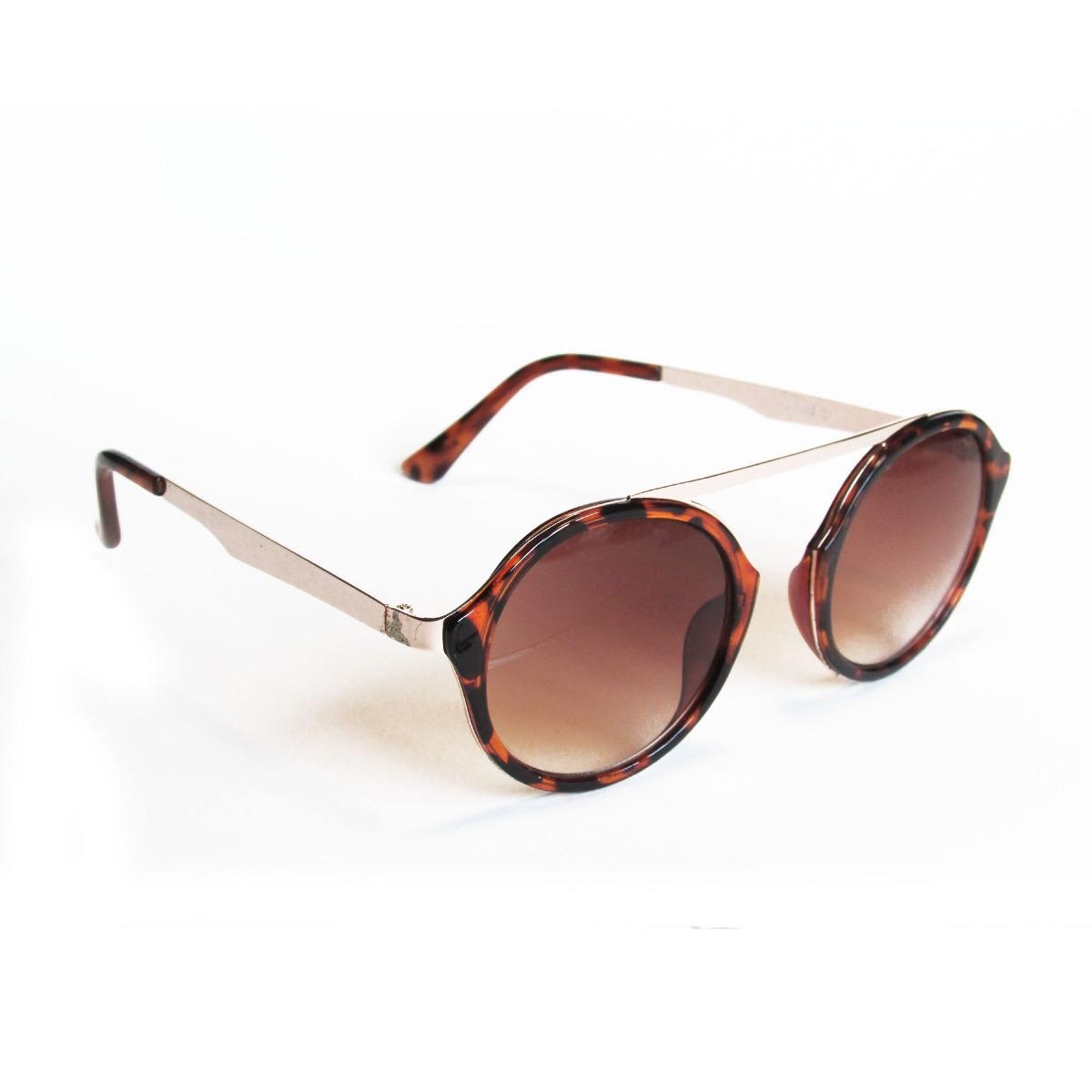 lentes gafas sol optica moda uv400 importado puente metal. Cargando zoom. 62e9424ca440