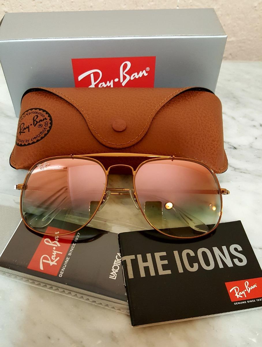 519896fe25eaa lentes gafas sol ray ban general rb3561 rosa rayban cuadrado. Cargando zoom.