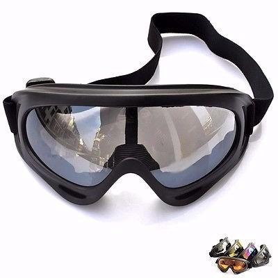 lentes gogles tacticos flexibles para motociclista gotcha
