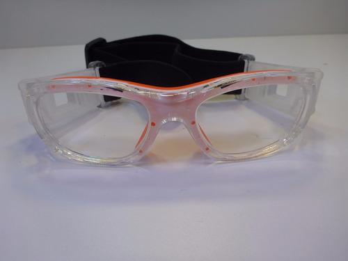 lentes graduables miopia goggles para niños transparentes