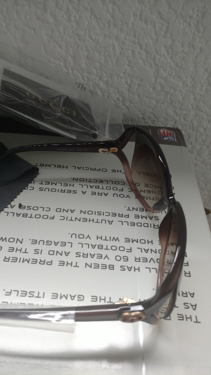 4d308f5d1f12 Lentes Gucci Gg 3500/s Wnq/02 - $ 3,900.00 en Mercado Libre
