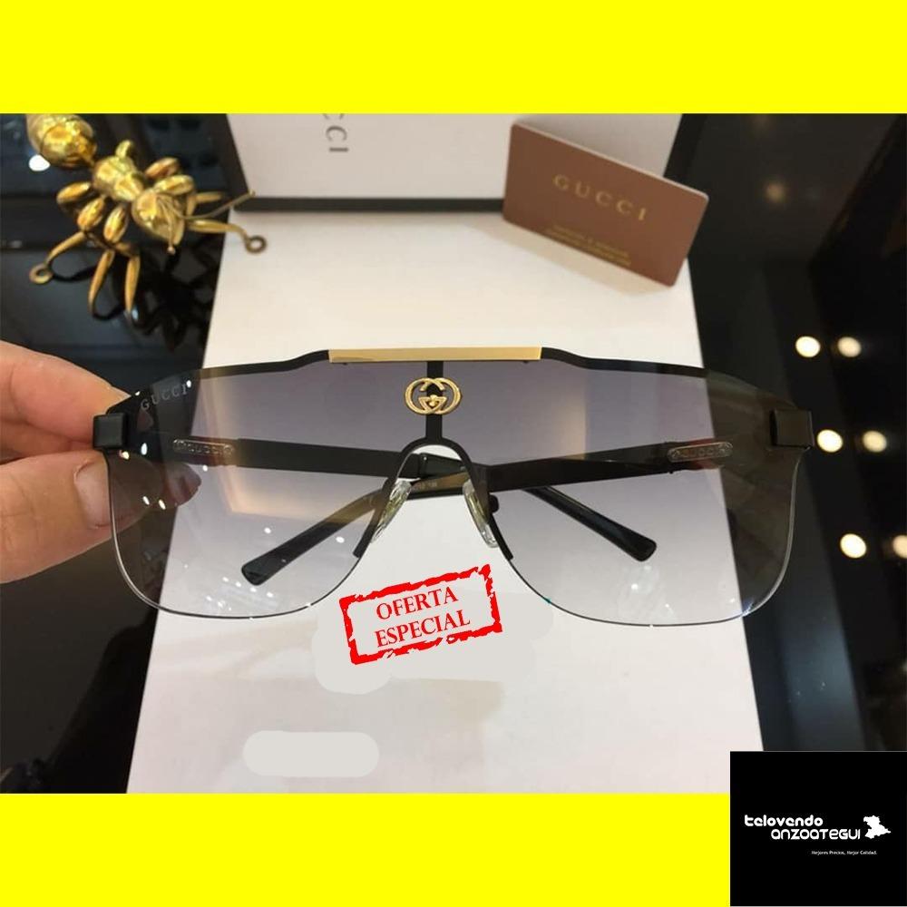af9287f0c8 Lentes Gucci Originales Unisex - Bs. 7.000,00 en Mercado Libre