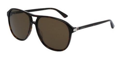 lentes gucci  sunglasses gg0016s-003 58