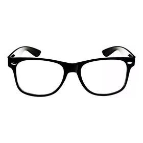 Lentes Hipster Nerd Tipo Jack Vintage Transparentes Opticos