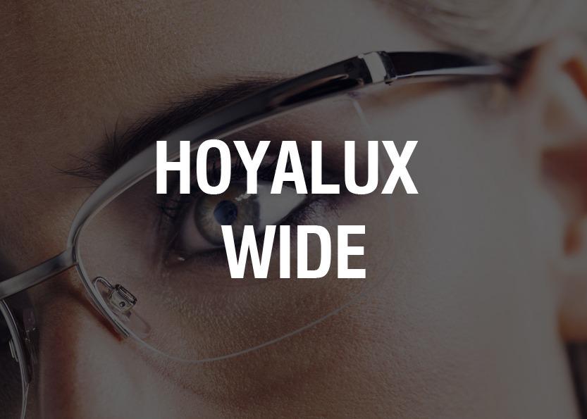 3c4ac1c838 Lentes Hoya Hoyalux Wide Progresivos Orgánicos Blancos - $ 5.500,00 ...