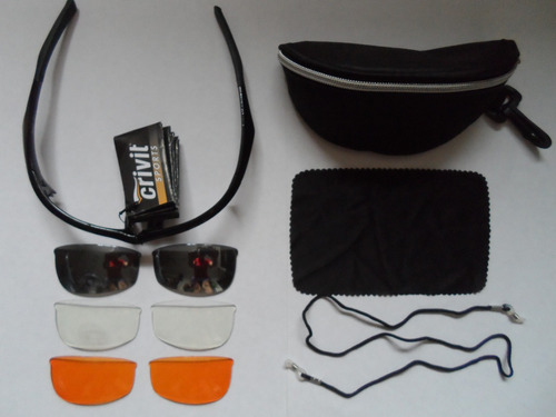 lentes intercambiables marca crivit sports made in germany