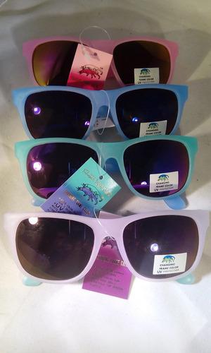 lentes kamilion cambian de color en 5 segundos filtro uv