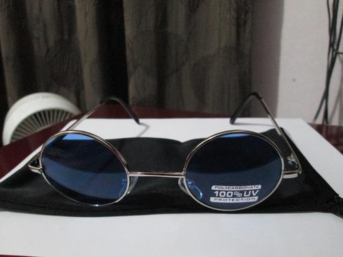 lentes lennon azul violeta confort envio y 18 msi
