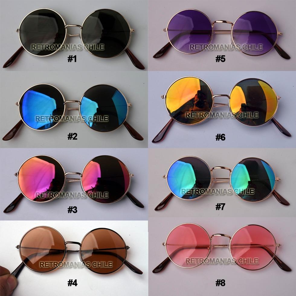 156d16ed7d lentes lennon redondos de sol anteojos retro espejados lenon. Cargando zoom.