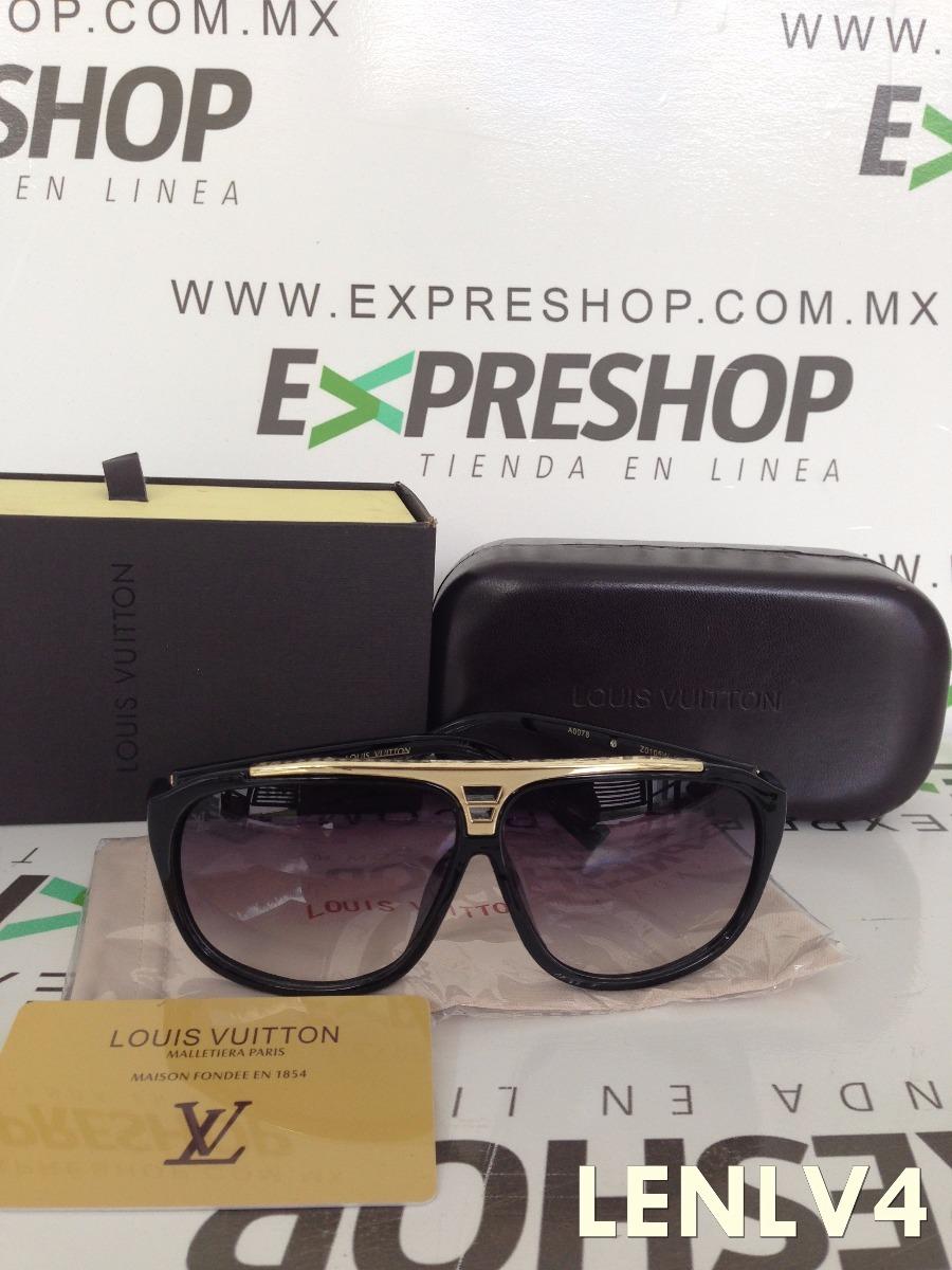 3ae9f13ad Lentes Louis Vuitton Evidence - $ 750.00 en Mercado Libre