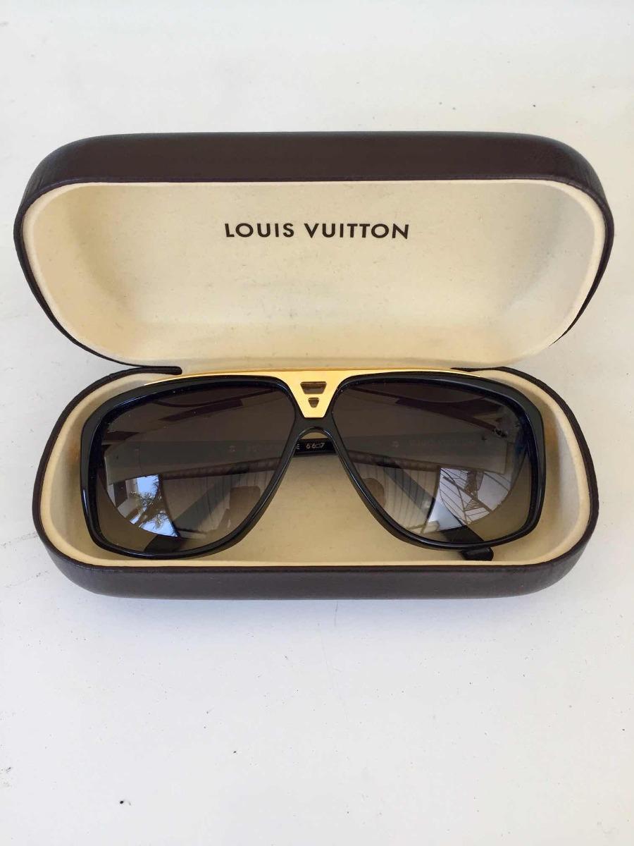 5961624cb Lentes Louis Vuitton Evidence - $ 7,300.00 en Mercado Libre