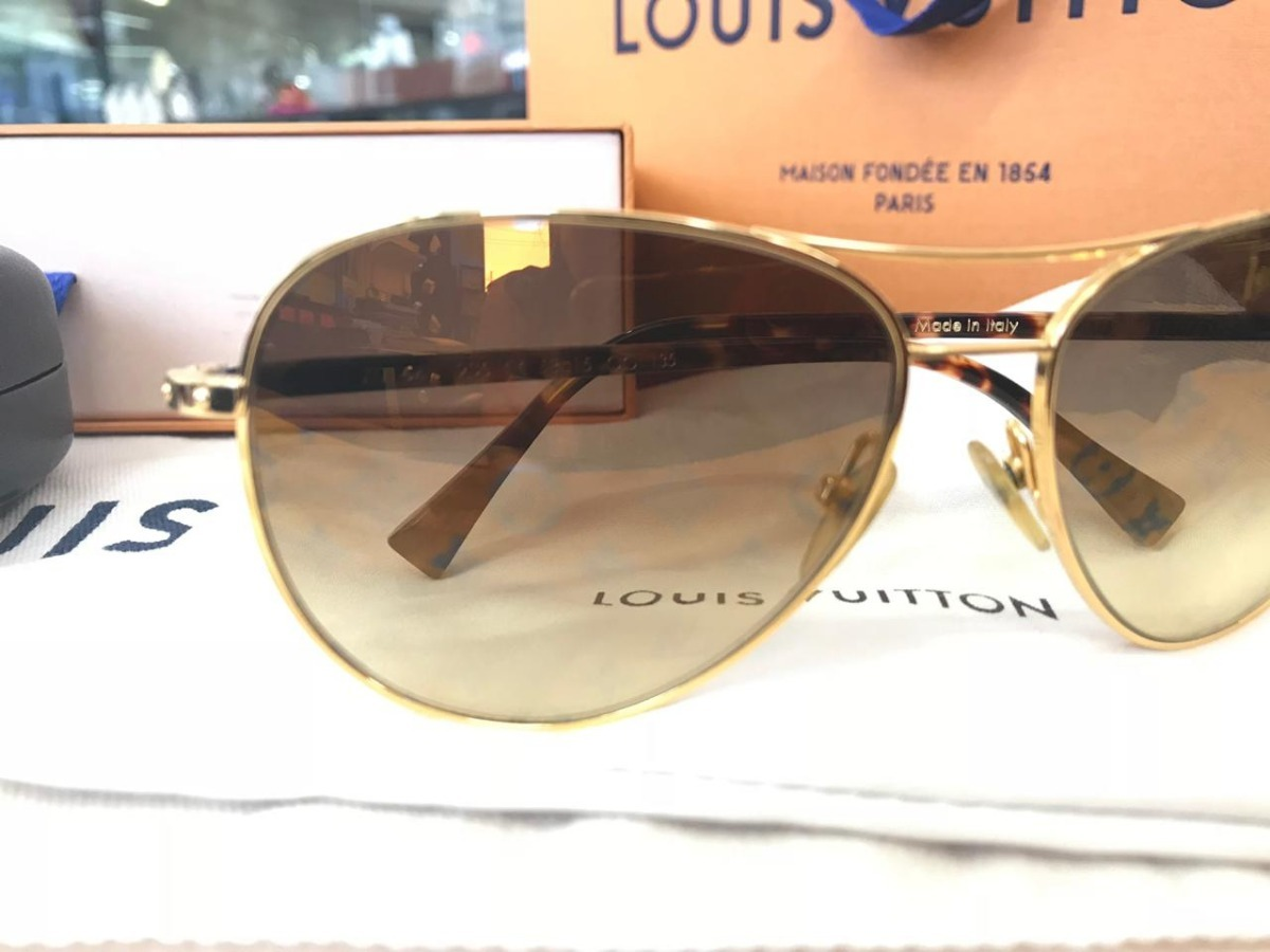 bb73040b6 Lentes Louis Vuitton Mujer Originales Regalo Hologramas - $ 9,900.00 ...
