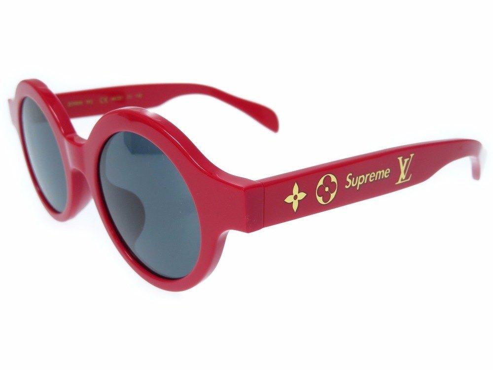 f6c46d0ba Lentes Louis Vuitton X Supreme 100% Originales - $ 5,566.00 en ...