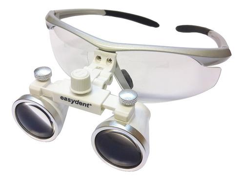lentes lupa odontologica 3,5x  easydent- novacekdental