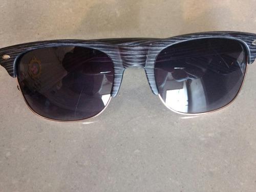 lentes madera