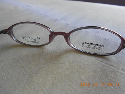 lentes magic clip m276 blk 49-19-140