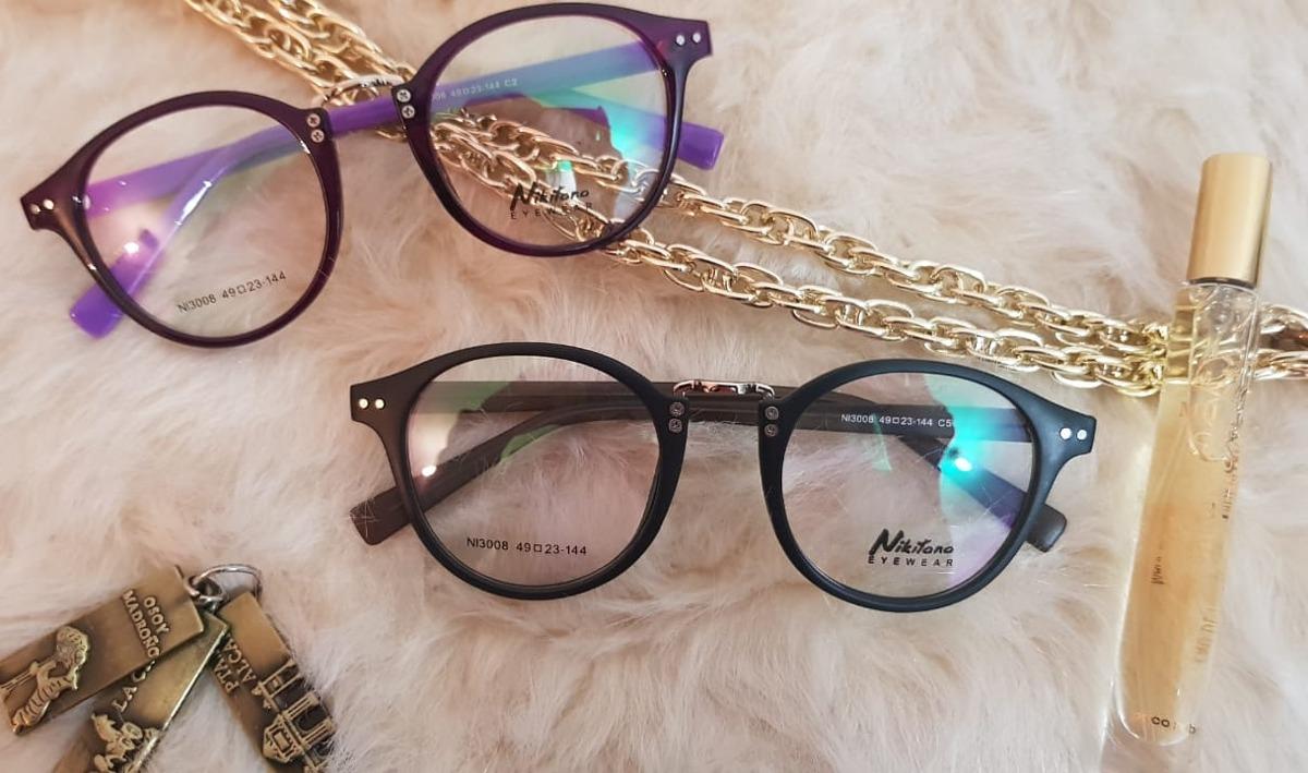 Lentes Marcos Anteojos Gafas De Mujer Ojos De Gato Pin Up - $ 700,00 ...