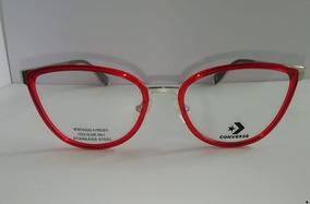 talla 40 cb283 ea032 Lentes Marcos Monturas Mujer Converse Gafas