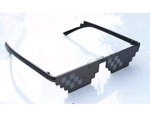 lentes meme thug life glasses 8 bit pixel