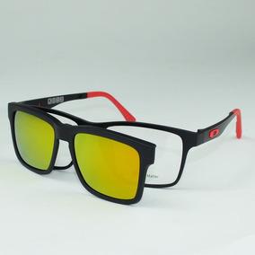 012378cb486 Montura Oakley Ox8008 Con Lunas De Sol Magnéticas