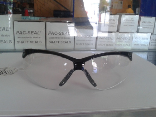 lentes nemesis claros ceja negra (incluye cordones) jackson