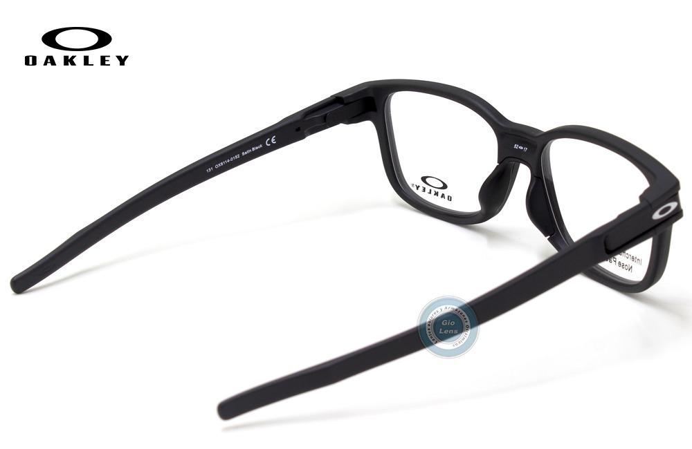 872f8d14ff lentes oakley 8114 01latch ss satin black. Cargando zoom.
