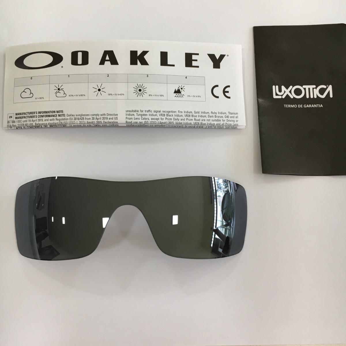 c564ddebf9 Lentes Oakley Batwolf Oo9101 Black Iridium - Original - R$ 210,00 em ...