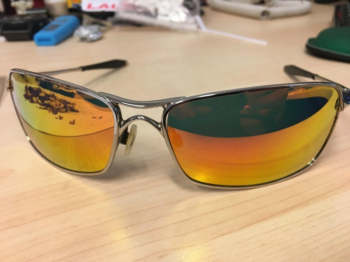 Lentes Oakley Crosshair 2.0 Con Fire Iridium -   105.000 en Mercado ... c18f3efff4