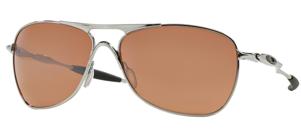 lentes oakley crosshair oo406002 chrome w vr28 black iridium. Cargando zoom. d902a30e25