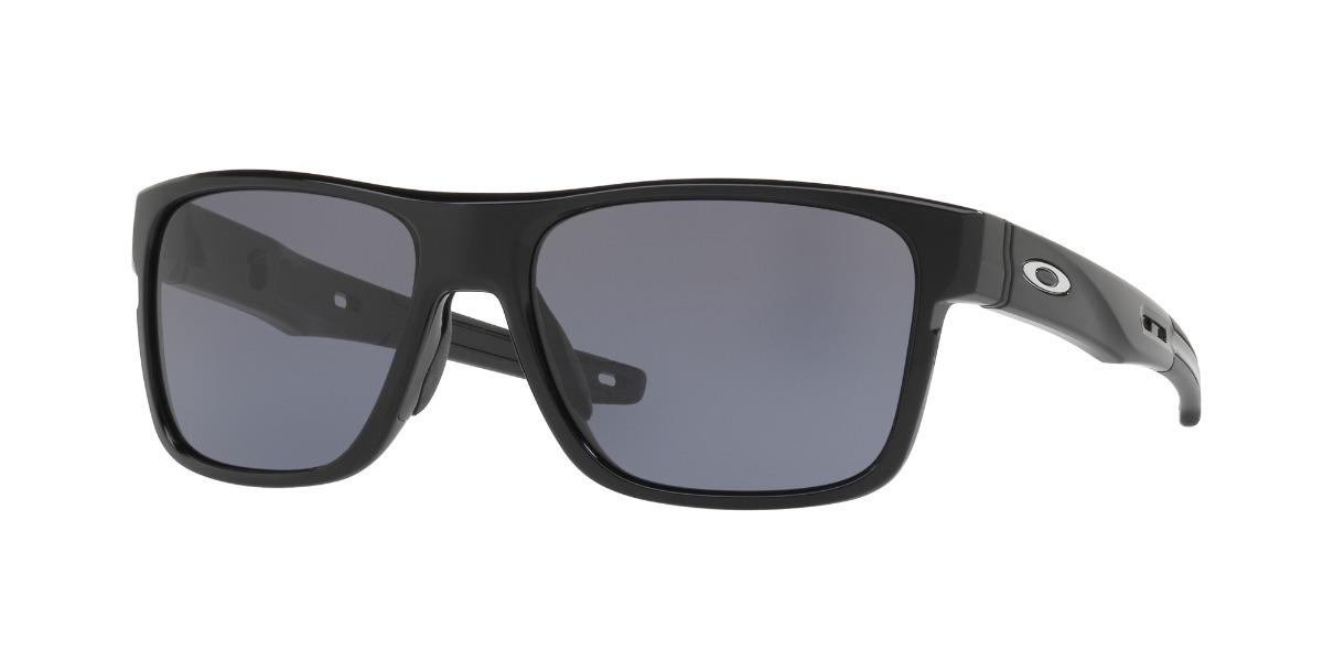 7d79e1714f Lentes Oakley Crossrange Oo936101 Polished Negro Prizm - $ 98.900 en ...