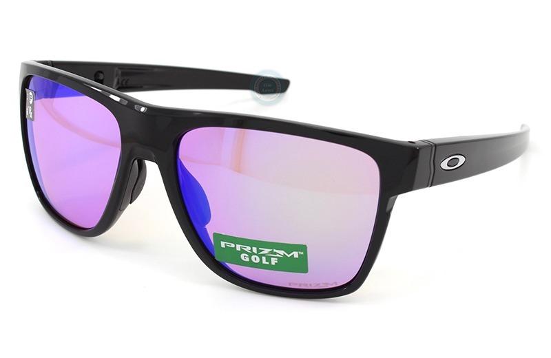 381446d03da42 lentes oakley crossrange xl 9360 04 black prizm golf nuevo. Cargando zoom.