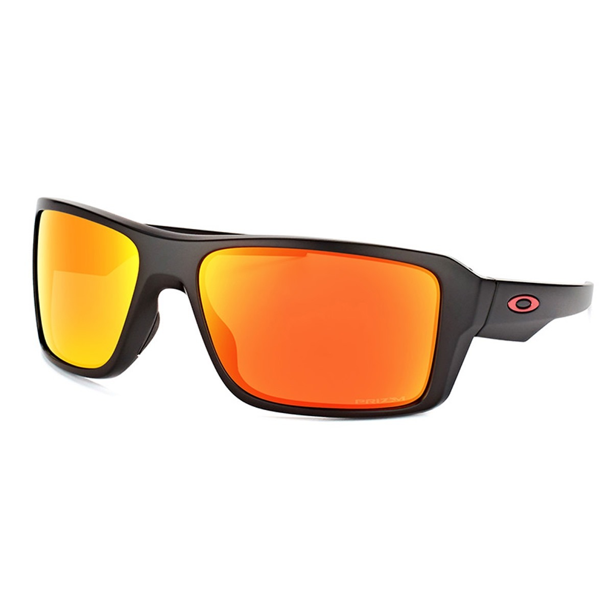 79d9d0d3db2db Lentes Oakley Double Edge Matte Black - Prizm Ruby Polarized ...