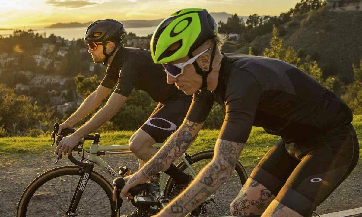 4dd376df22 Lentes Oakley Flight Jacket 100% Original Prizm Ciclismo ...