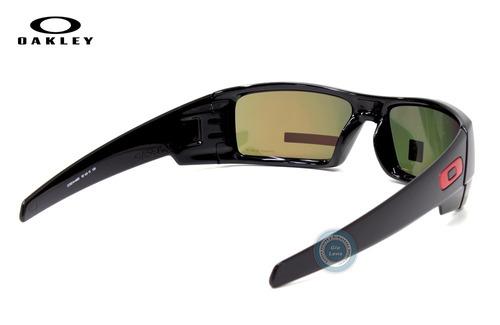 017d31dc911 Lentes Oakley Gascan 9014 44 Polished Black Prizm Ruby Nuevo ...