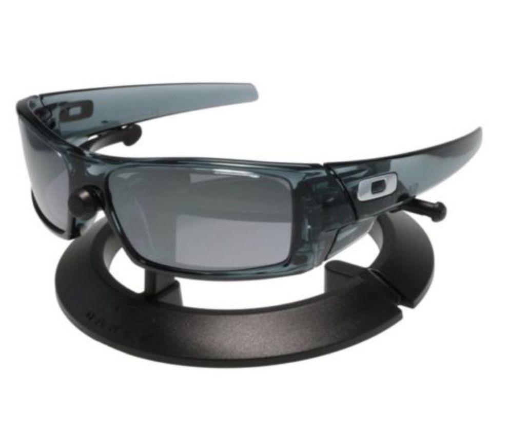 Lentes Oakley Gascan Cristal Black Iridium A 400 Soles Nike - S/ 400 ...