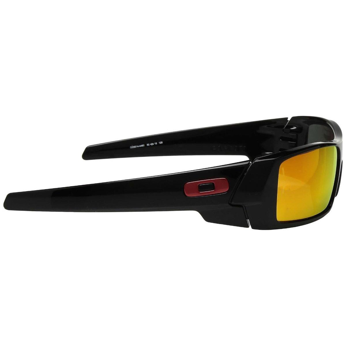 69264632f15 lentes oakley gascan polished black - prizm ruby oo9014-44. Cargando zoom.