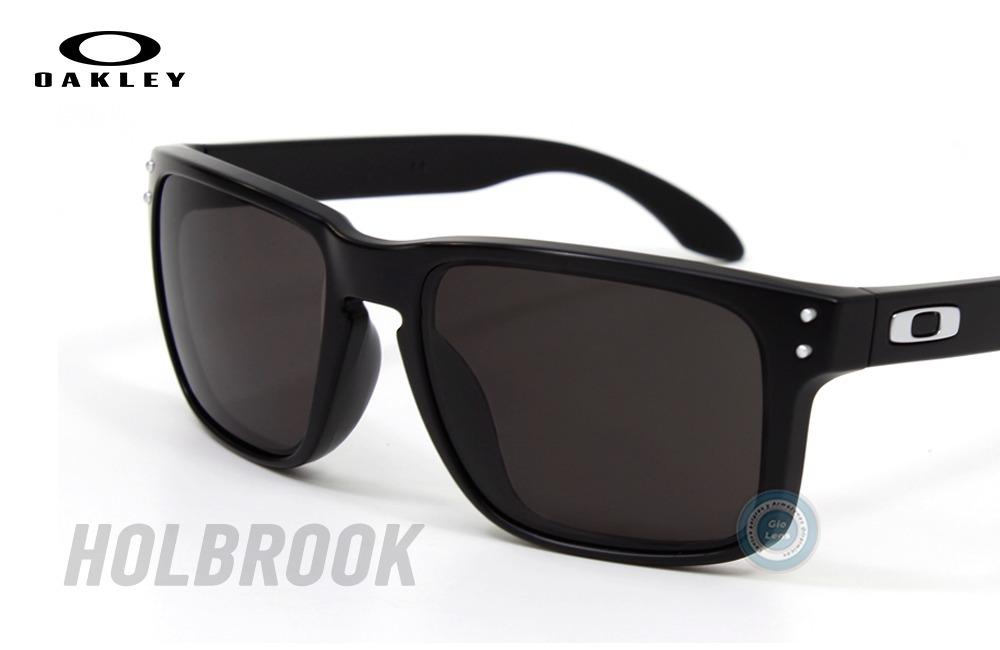 0aed0c8df4f lentes oakley holbrook 9102 01 matte black micas warm grey. Cargando zoom.