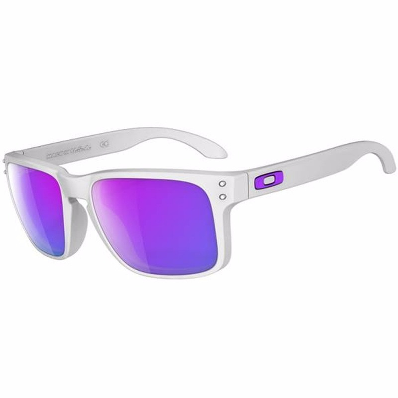 6ebaface4e0fc lentes oakley holbrook matte white violet iridium 009102-05. Cargando zoom.