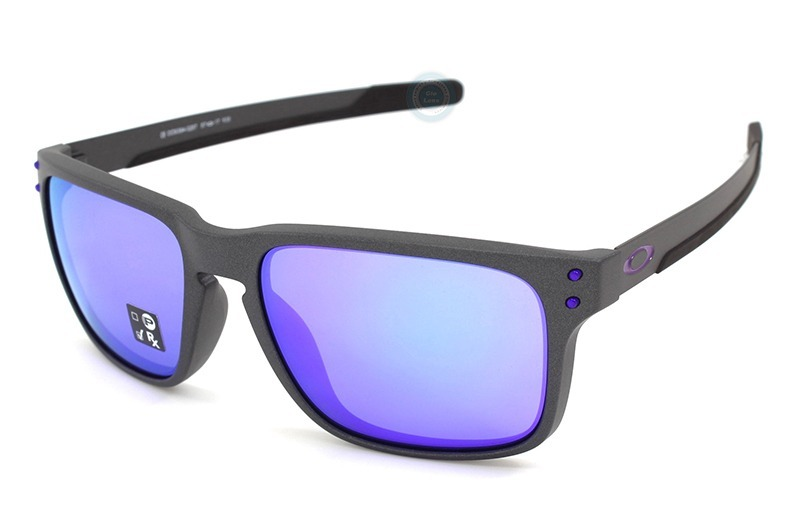 80328c3fd94 lentes oakley holbrook mix 9384 02 steel violet iridium msi. Cargando zoom.