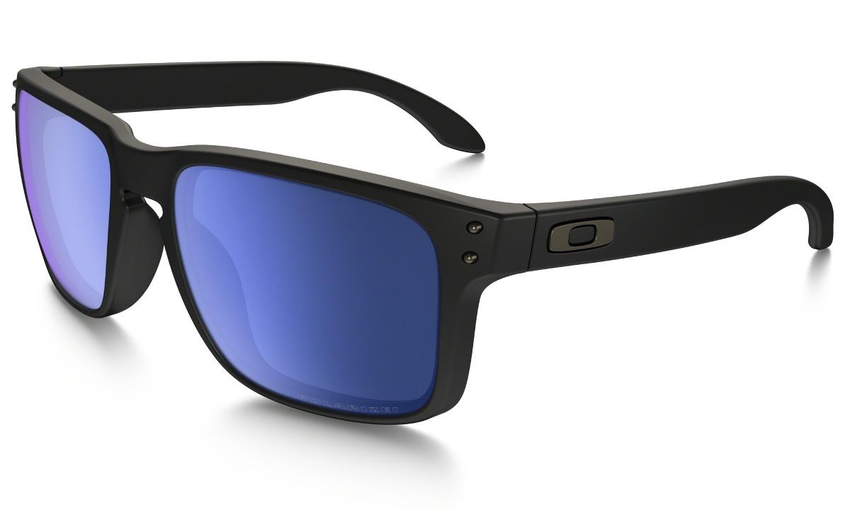 1e0face272 Lentes Oakley Holbrook Polarizado 910252 100% Original Matte ...