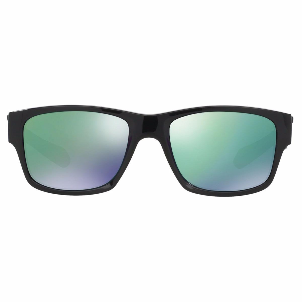 bf37b7ff98 lentes oakley jupiter squared polished black / jade iridium. Cargando zoom.