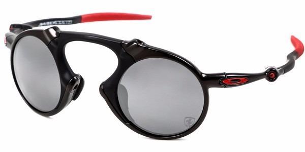 Lentes Oakley Madman Carbon Scuderia Ferrari Polarizado -   7,273.00 ... 780b3803dc