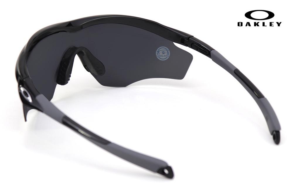 863c4a12aa Lentes Oakley Oo9343 01 M2 Frame Xl Polished Black Grey - $ 2,319.00 ...