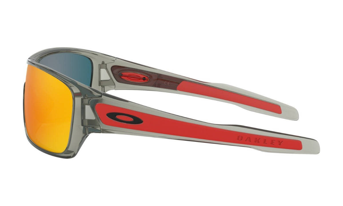e418f6f0c0 lentes oakley turbine rotor grey ink - ruby iridium 9307 03. Cargando zoom.