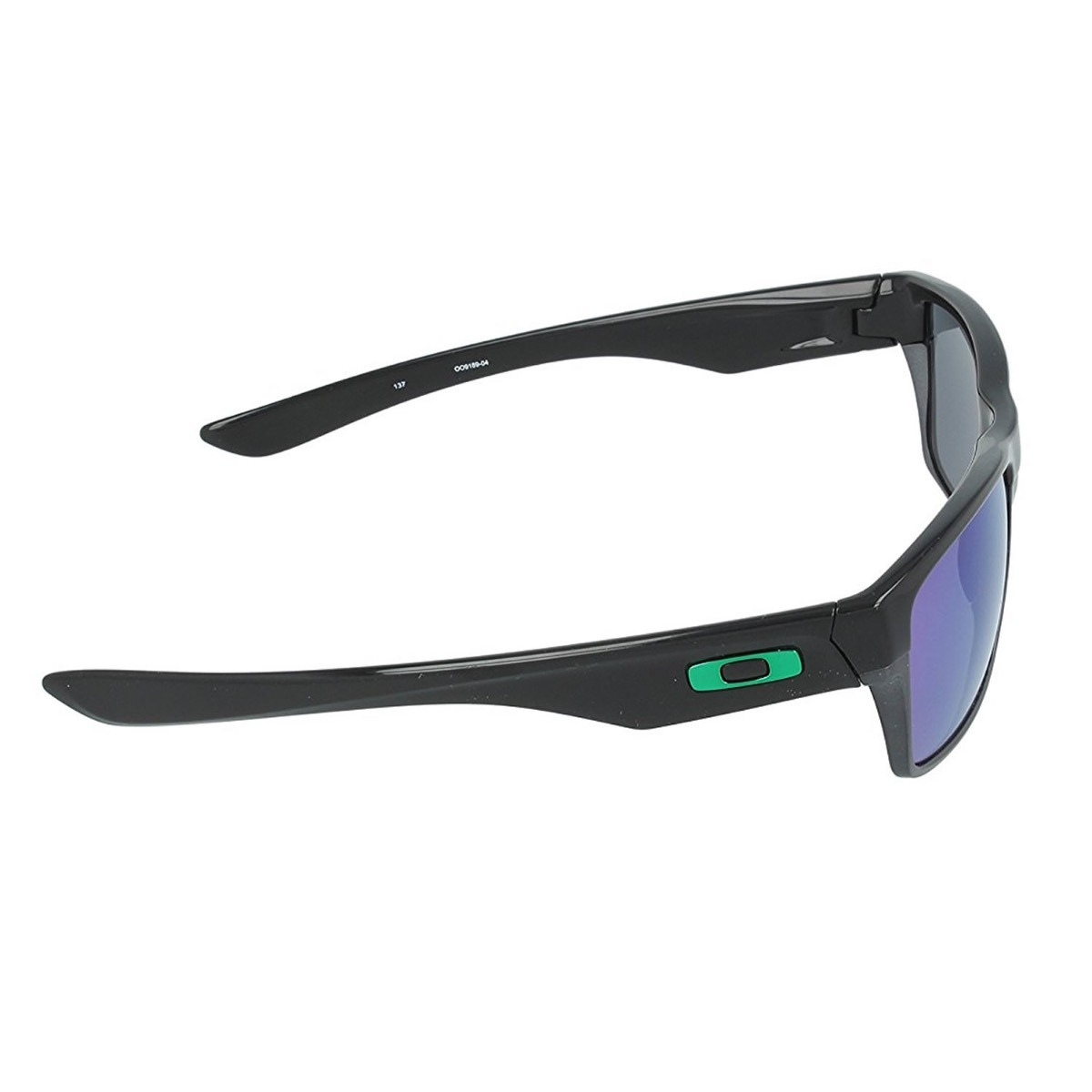 a738333a5 lentes oakley two face polished black jade iridium oo9189-04. Cargando zoom.