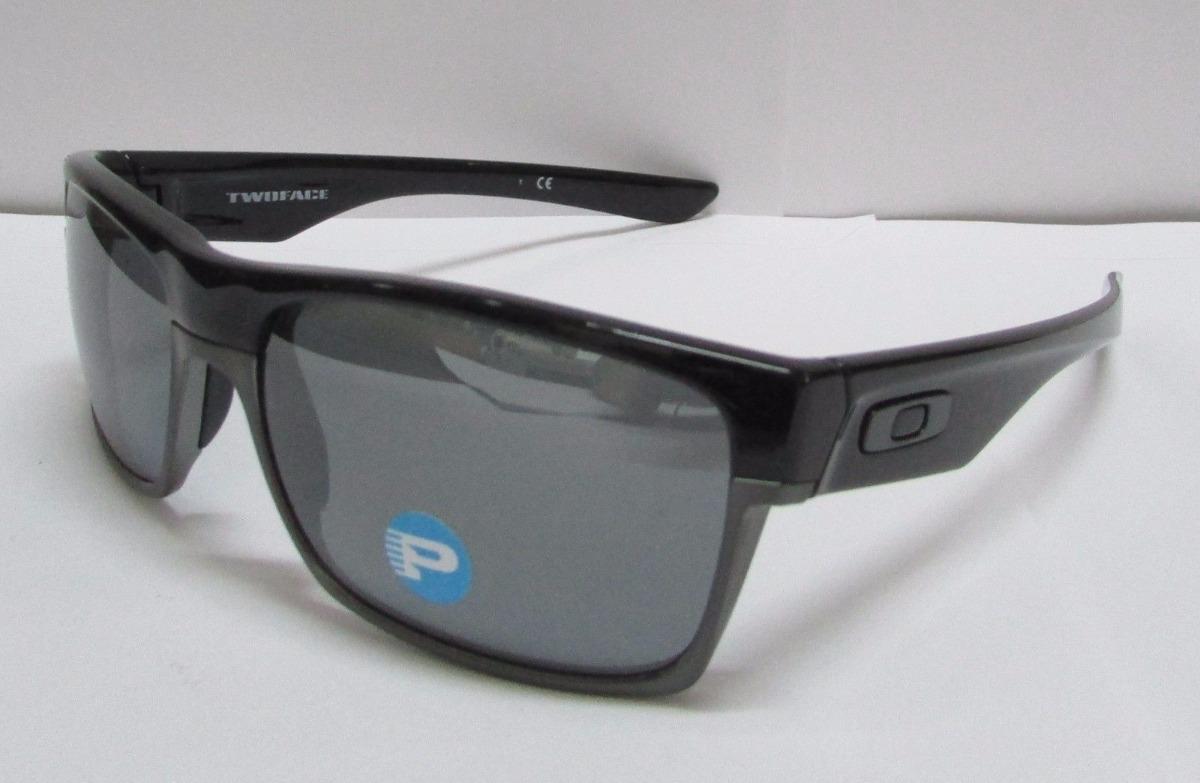 c8cef9eb2 lentes oakley twoface black iridium polarizado / a pedido. Cargando zoom.