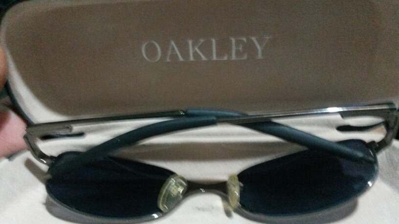 anteojos oakley usados