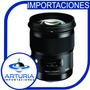 Sigma 50 Mm F1.4 Dg Hsm Art Para Nikon