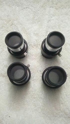 lentes oculares para microscopios 10 x rosca 22mm